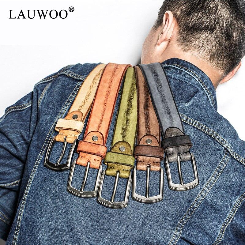 Retro Old Man Fashion Casual Belt