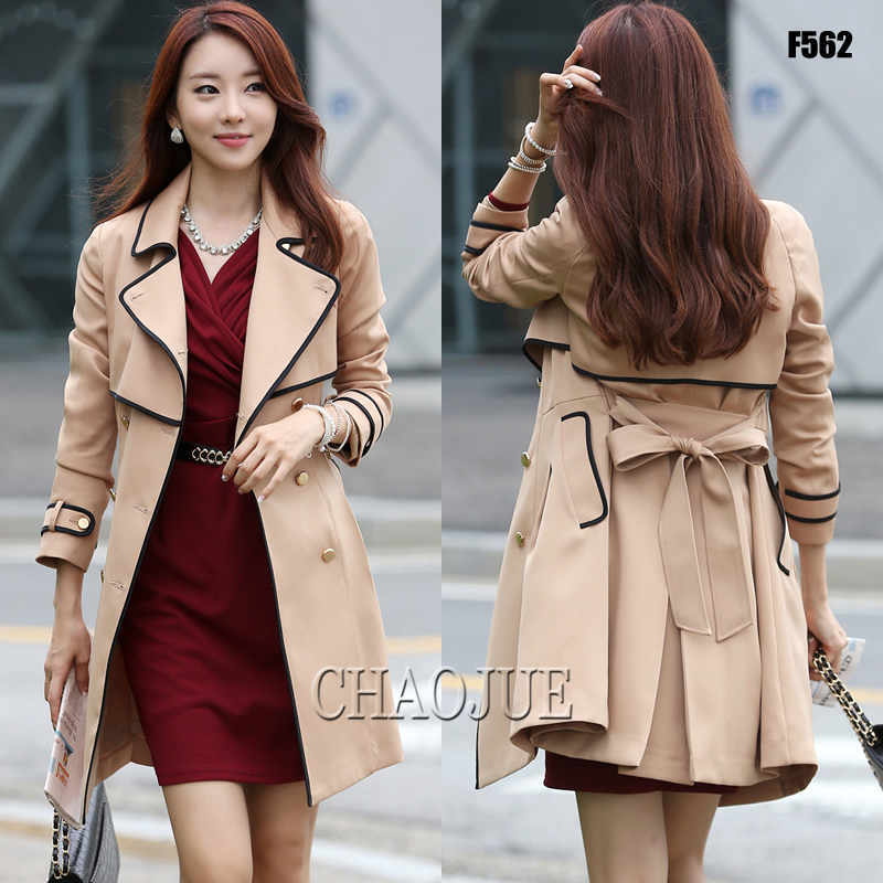 Popular Beige Pea Coat-Buy Cheap Beige Pea Coat lots from China ...
