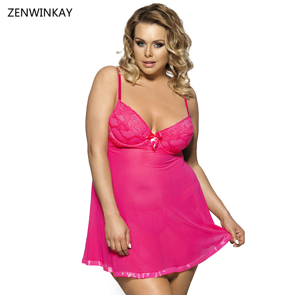 Compare Prices on Plus Size Sexy Nighties- Online Shopping/Buy Low ...