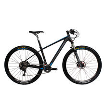 TWITTER T700 29er Super Light High-end Carbon Complete Mountain 29er Bicycle XT 11 Speed.Oil Brake Various Color