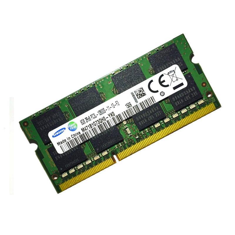 SAMSUNG 8 GB 4 2 Geheugen RAM DDR3 DDR3L DDR 1600 MHz Memoria Voor Notebook Laptop 8G 4G 2G 100 Originele In