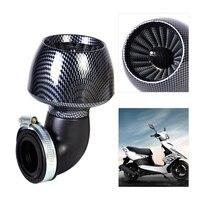 Beler New Black 35/42/48mm fit Filtro De Ar para 150cc & 250cc Bicicletas Da Sujeira ATV Quad Go kart Moped Scooter Tao Tao Extrema Roketa