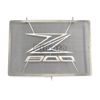 Motorcylce Parts Stainless Steel Engine Radiator Bezel Grill Guard Cover Protector For KAWASAKI Z800 2013 2015