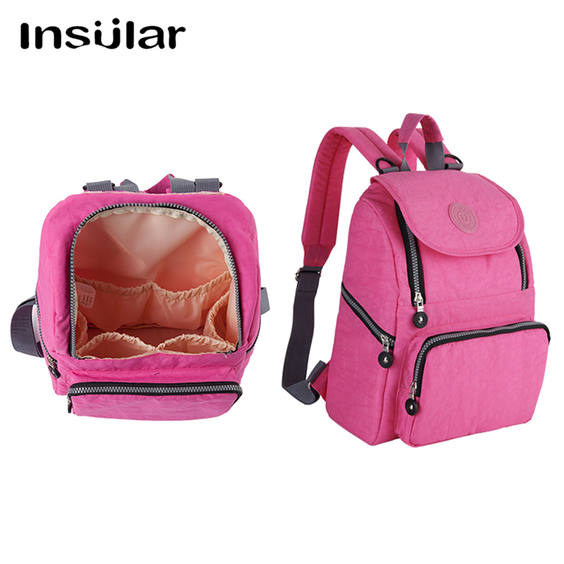 Baby Nappy Bags Mother Shoulder backpac Mummy wet bag Multifunction Maternity Baby Diaper Tote Bag Baby Stroller Bags