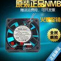 Free Delivery.60*60*15 5V 0.12A 2406KL-01W-B29 dual ball USB computer cooling fan