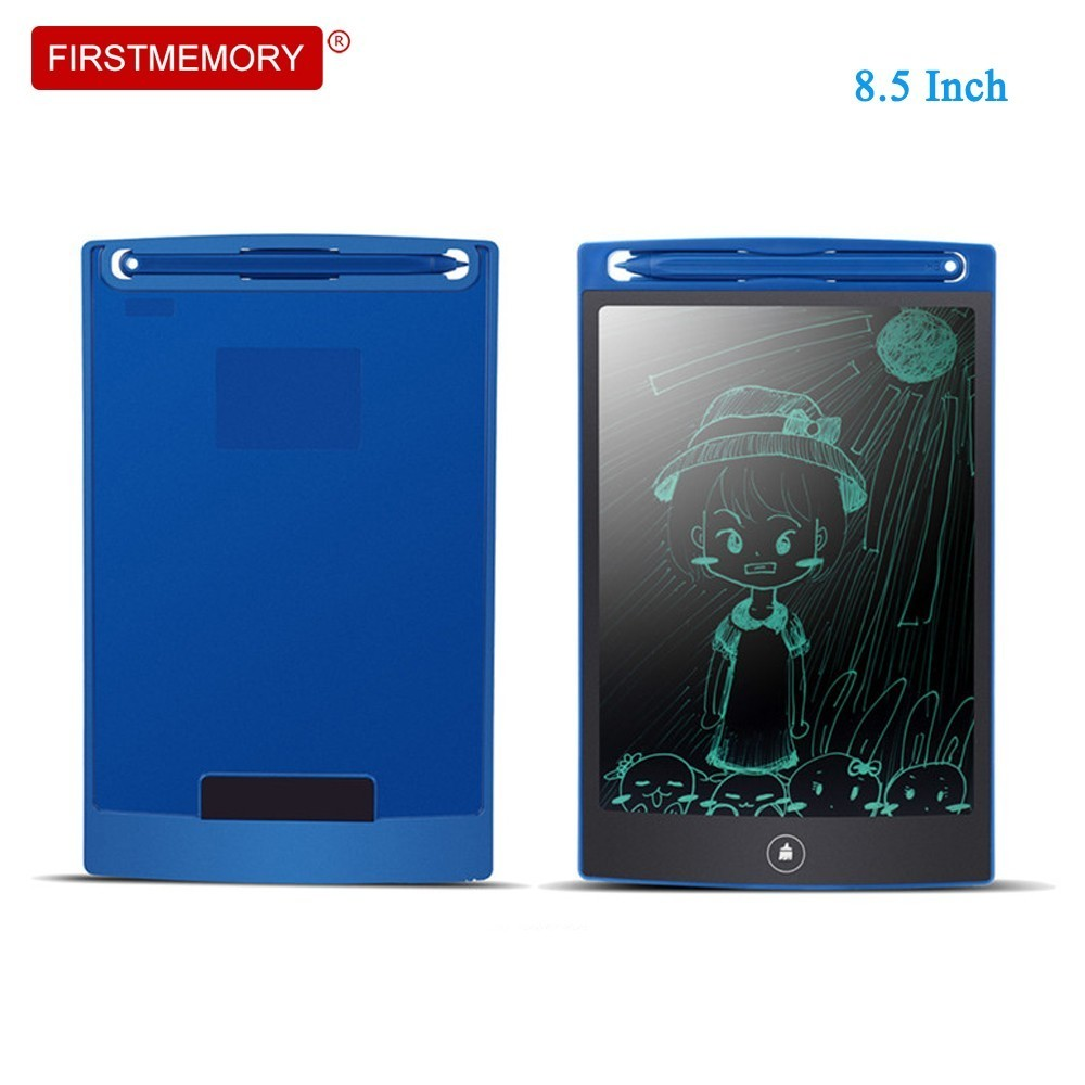 Firstmemory 8.5 Inch LCD Drawing Tablet Graphic Touch pad Writing Board Portable Handwriting Digital Tablets Pad For Kids Gift