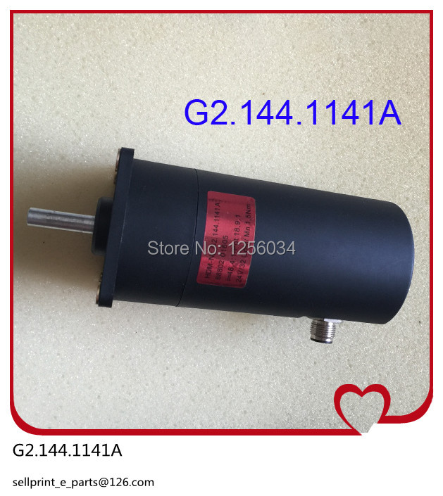 1 piece China post FREE SHIPPING offset machine heidelberg motor G2.144.1141A, G2.144.1141
