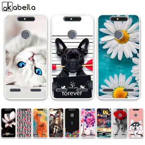 Silicone Phone Cases For ZTE Blade V8 Lite Case On The For ZTE Blade V8 Mini Covers Flamingo Fundas Coque For ZTE Blade V8 Capa