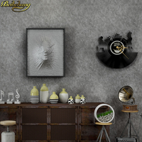 10 Meter Silver Grey Textured Wallpaper Roll Modern Simple Plain Pvc Vinyl Wall Paper Papel De