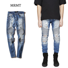 Black hole global agency's high street jeans right fold stripe coconut