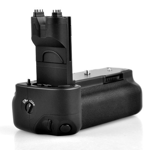 Meike Battery Grip for Canon EOS 5D Mark II 5DII 5D2 as BG-E6 BGE6 DLSR Camera