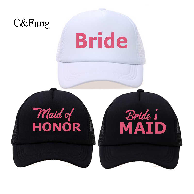 Detail Feedback Questions about C Fung designer Bridesmaid Trucker ... a32f88b31b9
