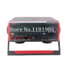 UNI-T UT803 Bench Type True RMS Display 5999 Digital Multimeter Frequency 100KHz Volt Amp Ohm Capacitance Temp Tester USB/RS-232
