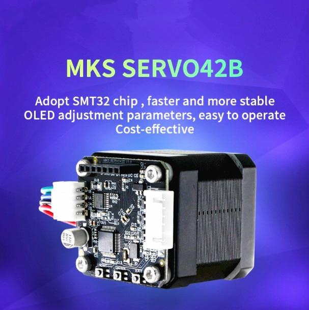 MKS LV8727 stepper motor driver CNC steper module stepping drive controller ultr