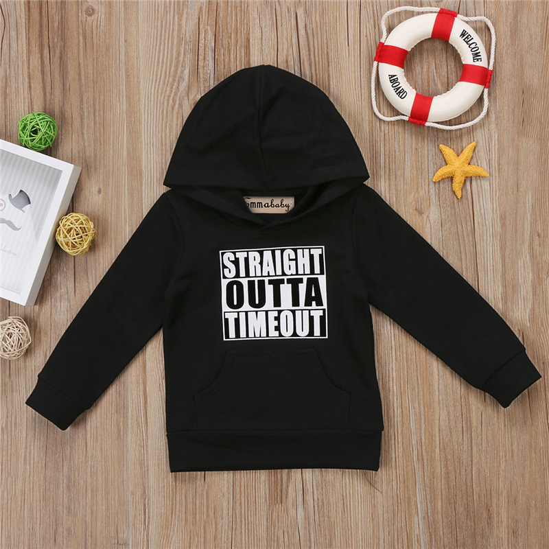 HTB10KzKXzlxYKJjSZFuq6yYlVXaU - Stylish Young Kids Cotton Hoodie Long Sleeve Sweatshirt with Letter Print Front