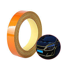 Dewtreetali Night Magic Reflective Tape 1cm*5m Automotive Body Motorcycle Decoration for opel toyota kia bmw ford renault