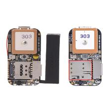 Locator Gps-Tracker Voice-Recorder Wifi Zx303 Pcba Dual-System SMS GSM GPS New Coordinate
