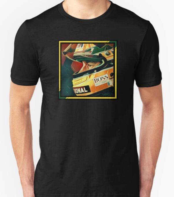 newest-2019-t-shirt-men-ayrton-font-b-senna-b-font-helmet-1994-rothmans-legend-racings-t-shirt
