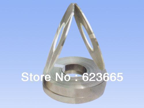 Prix pour Livraison gratuite nickel ceinture 0.3*8mm pur nickel bande 18650 26650 batterie nickel bande batterie Au Lithium nickel connexion terminal