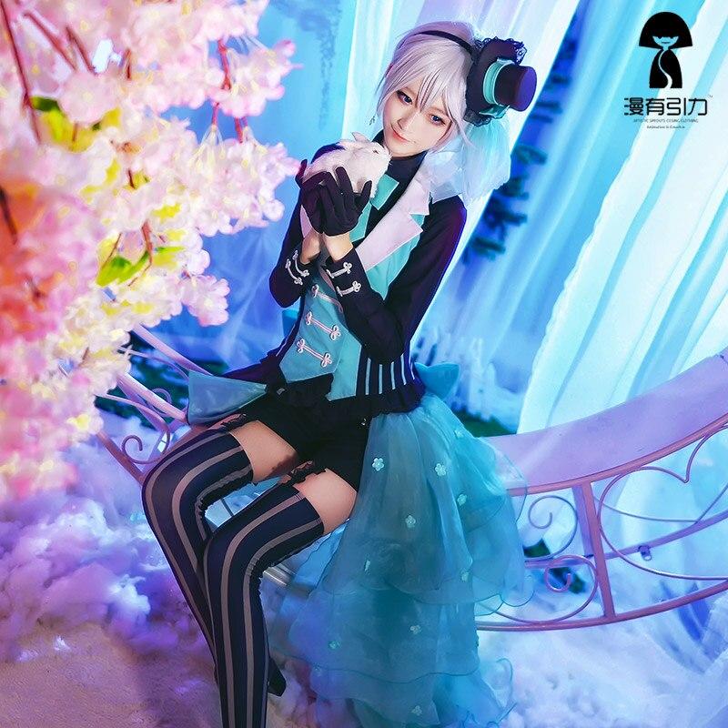 2018 Yan il Vocaloid Halloween noël uniformes Costume de Cosplay livraison gratuite