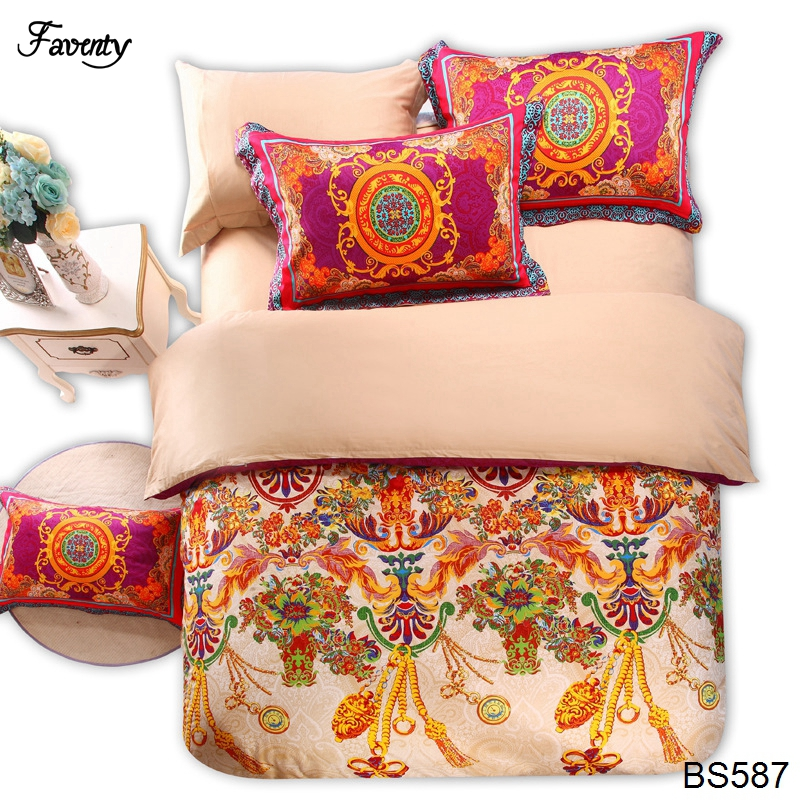 bohemian duvet cover king bohemian duvet cover 4pcs 100 cotton bedding sets 4856