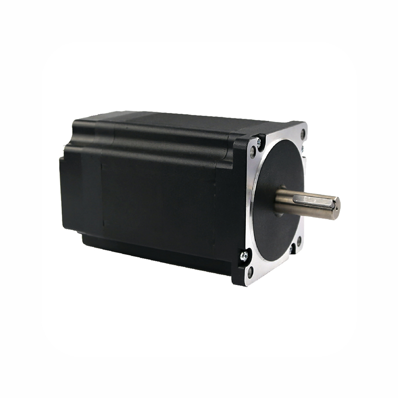 купить Flange 86mm Brushless DC Motor 48V 3000RPM 659W 2.1N.m J86BLS115-430A 3phase body length 115mm BLDC motor онлайн