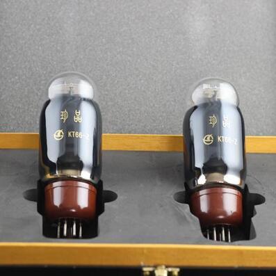 2PCS HIFI DIY-tube Shuguang  KT66-Z KT66