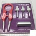 Coil Maker Pro Vaper Tweezers Anti-static Ceramic Tool Kit 2016 New Multifunction Tool Kit for DIY RDA RBA RTA RDTA Vapor FYF106