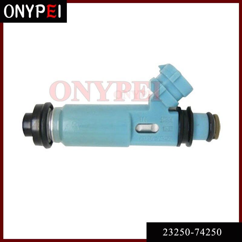 Топливные форсунки 23250-74250 23250-03010 для 00-01 Toyota Camry Solara 2.2L 5SFE
