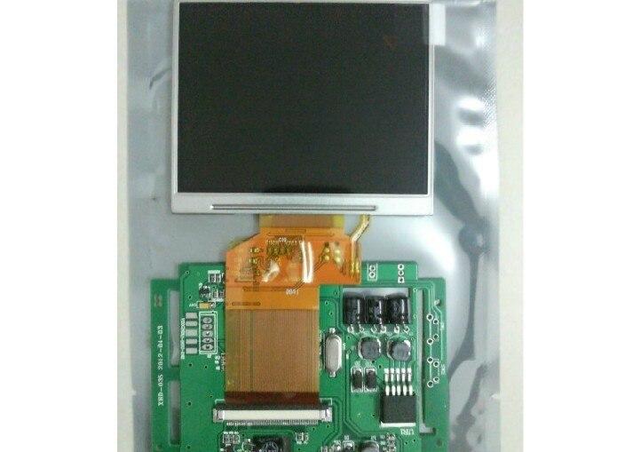 Бесплатная доставка 3,5 дюймов LQ035NC111 ЖК-дисплей экран с LQ035NC111 драйвер платы