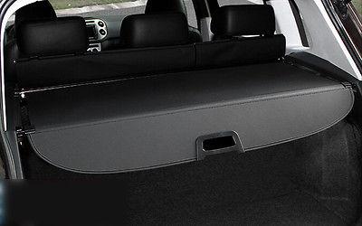 Rear Trunk Shade Cargo Cover Trim for 2009-2015 Volkswagen Tiguan beige