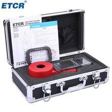 جهاز اختبار مقاومة الأرض ETCR2100A + المشبك الرقمي على الأرض/المشبك اختبار مقاومة الأرض