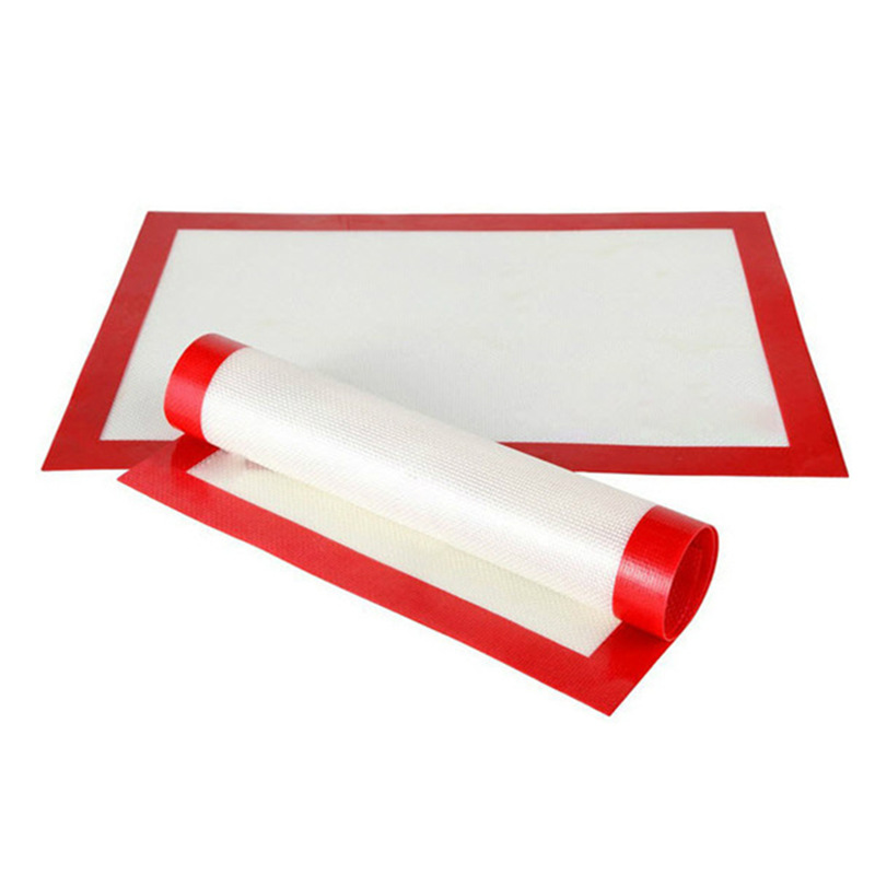 non-stick macaron silicone dough baking sheet mat tools pad s