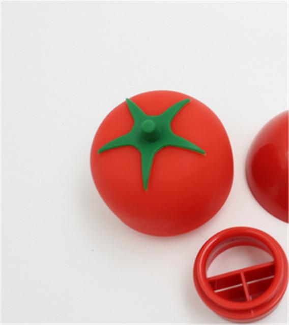 Tomate lip plumper modelo Um duplo lóbulos ou modelo B único Tomate lip plumper lábios Plump Lábio potenciador de Sucção