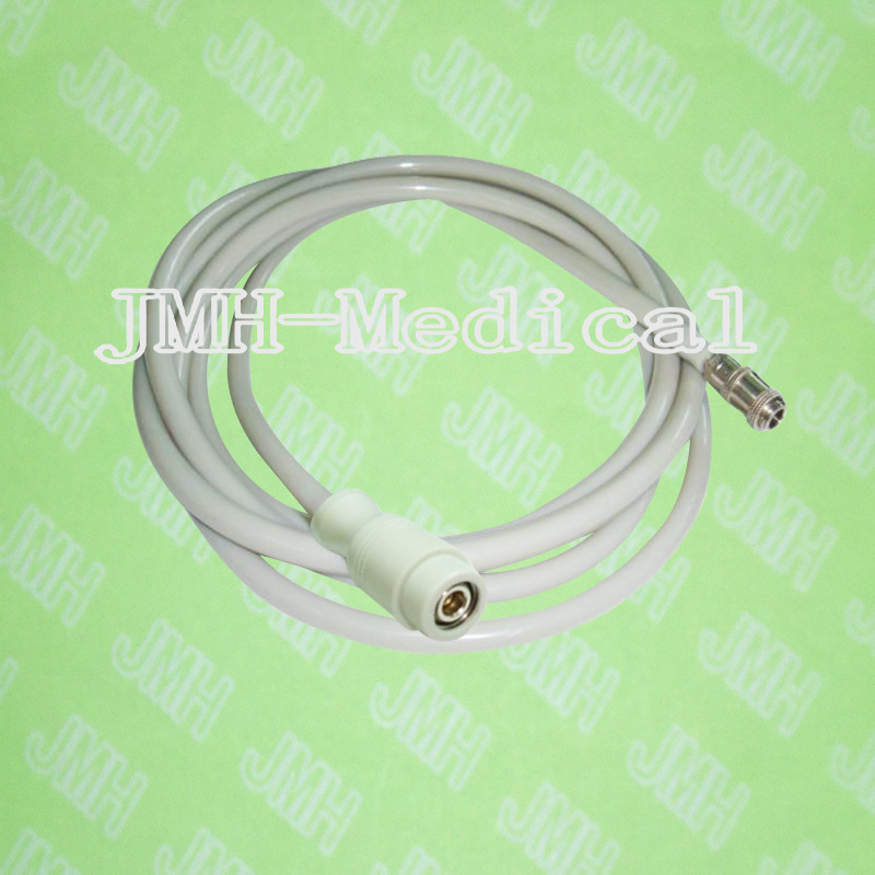 Compatibility Siemens SC6002XL,SC7000,SC8000,SC9000XL the NIBP cuff air hose single tube Self-Joint locking spring connectors . free shipping nibp extension tube nibp hose tube for ge monitor nibp cuff connector tpu double nibp hose connector