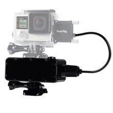 Waterproof Power Bank for DJI Osmo GoPro Hero7 6 5 Hero 4 session 3 Xiaomi Yi