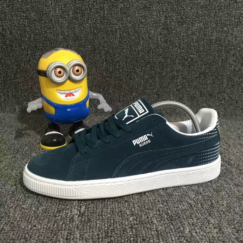 sale retailer 6a4c8 0ed59 Aliexpress.com   Buy Puma Puma shoes dark blue yellow dark grey yellow men  shoes size 40 44 from Reliable Badminton Shoes suppliers on PUMAWorldYES  Store