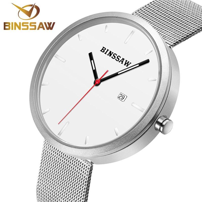 BINSSAW Նոր տղամարդկանց ժամացույցներ - Տղամարդկանց ժամացույցներ - Լուսանկար 2