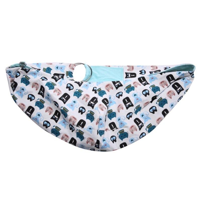 Хлопок Собака Слинг Сумка сумки на плечо ручная сумка слинг для маленьких собак Щенок Чи ...