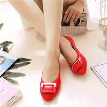 Free transport spring girls's pointed toe shallow mouth flat heel egg rolls sneakers comfy all match informal boat sneakers