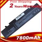 9 cells 7800mAh Laptop Battery for Samsung AA-PB9NS6W RV409 RV415 RV509 RV513 RV520 RV540 RV709 RV711