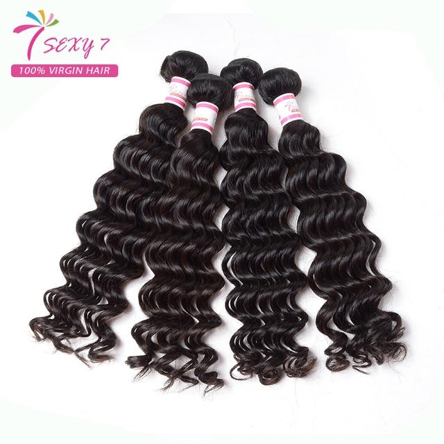 Wholesale Virgin Hair Vendors 9a Deep Wave No Tangle Virgin