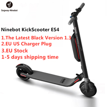 Новый Ninebot KickScooter ES4/ES2 Smart Электрический самокат V1.3 складной легкий Электрический гироскутер, скейтборд с APP