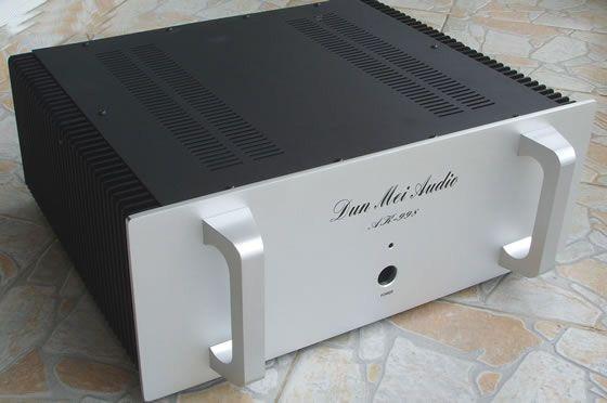 AR998 Aluminum Hifi External Radiator Amplifier Amplifier Chassis/Case ar998 full aluminum amplifier chassis hifi amplifier chassis external radiator amplifier case
