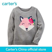 Carter's 1pcs baby children kids Fox Sweater 235G445,sold by Carter's China official store