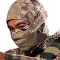 Ski Tight Camouflage Balaclava Armd Tactical Airsoft Hunting Outdoor Military Motorcycle CS Cycling Protection Full Face Mask W1