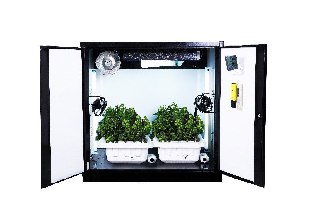 Aliexpress Com Hydro Farming Vegetable Green Room Indoor Hydroponic Stealth  Grow Box From Reliable Steel Apple