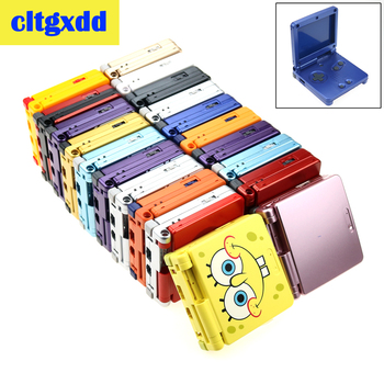 cltgxdd Cartoon Full Housing Shell Replacement For Nintendo Gameboy Advance SP For GBA SP Game Console Cover Case cltgxdd cartoon limited edition full housing shell for nintendo for gba sp game console cover case for gameboy advance sp