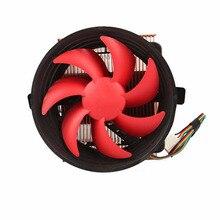 Super-silent CPU Cooler w/ 100mm Fan for Intel LGA775 /LGA1155 /LGA1156,for AMD Socket 754 /939 /AM2 /AM2+ /AM3 /FM1 /FM2