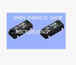 20pcs SMD <font><b>crystal</b></font> 32.768K 4P <font><b>32768</b></font> 12.5PF MC-306 3.8 * 8*2.5 image